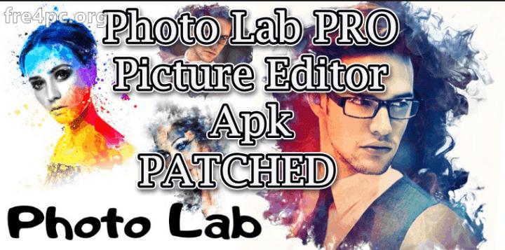 Photo Lab PRO Picture Editor Apk