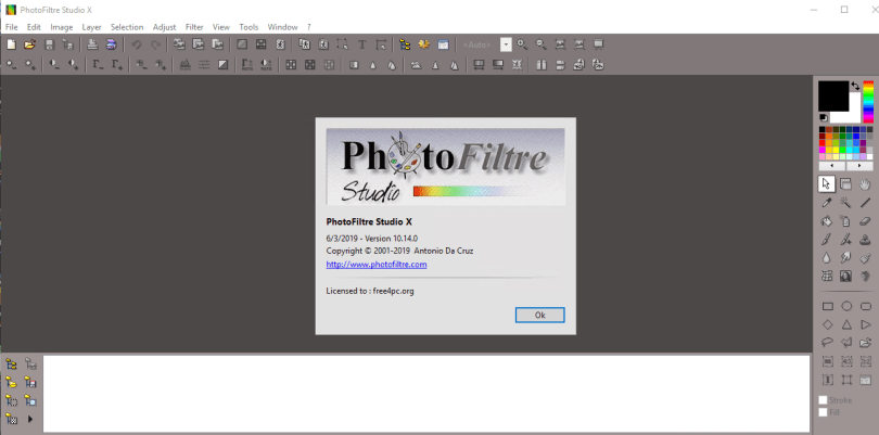 PhotoFiltre Studio X 10.14.0 Key