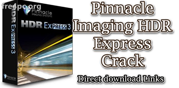 Pinnacle Imaging HDR Express Crack