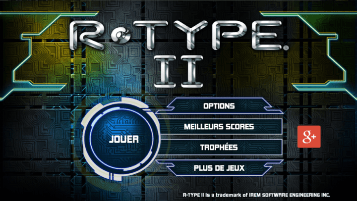 R-TYPE II v1.1.5 MOD APK