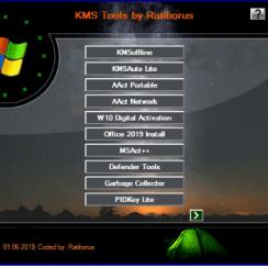 Ratiborus KMS Tools 01.06.2019