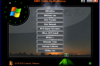 Ratiborus KMS Tools 01.06.2019