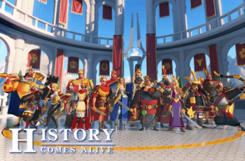 Rise of Kingdoms Lost Crusade v1.0.19.38 MOD APKRise of Kingdoms Lost Crusade v1.0.19.38 MOD APK