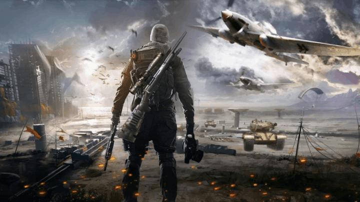 Sniper 3D Strike Assassin Ops Gun Shooter Game v2.3.3 MOD APK