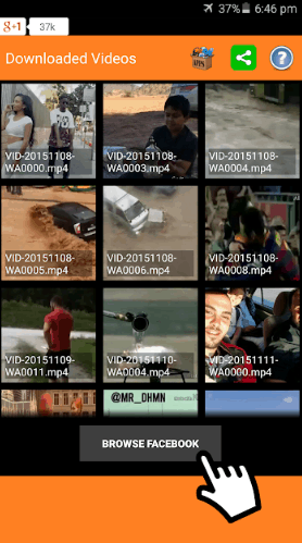 Video Downloader for Facebook v2.4.7 MOD APK