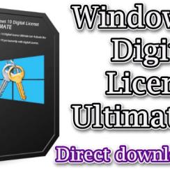 Windows 10 Digital License Ultimate 1.3 Free Download