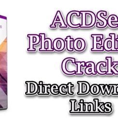 ACDSee Photo Editor Crack