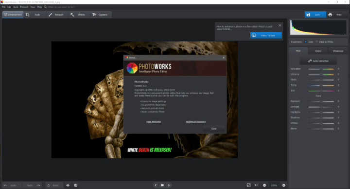 AMS Software PhotoWorks 6.00 Crack