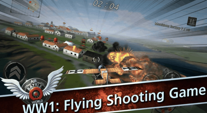 Air Battle World War v1.0.73 MOD APK