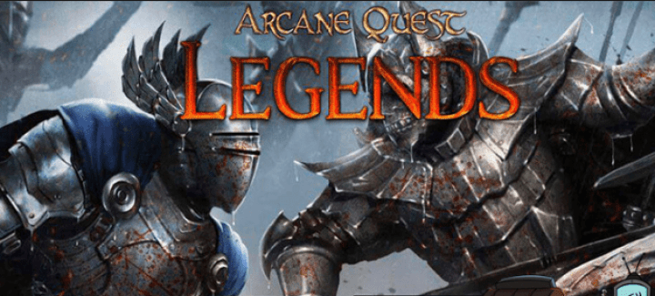 Arcane Quest Legends Offline RPG Ver 1.1.8 MOD APK