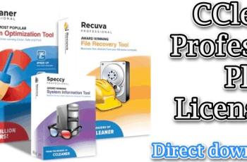 CCleaner Professional Plus License Key