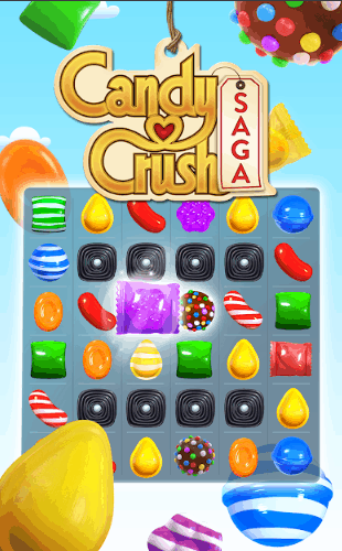 Candy Crush Saga v1.155.0.3 MOD APK