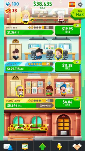 Cash, Inc Money Clicker Game v2.3.3.3.0 MOD APK
