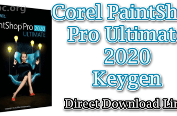 Corel PaintShop Pro Ultimate 2020 Keygen