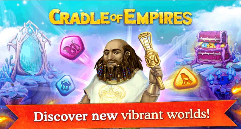 Cradle of Empires Match-3 Game v5.9.5 MOD APK