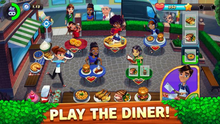 Diner DASH Adventures v1.0.2 MOD APK
