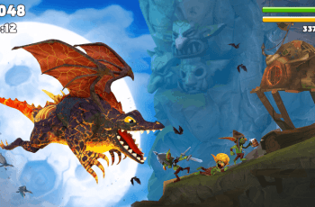 Hungry Dragon™ v1.31 MOD APK