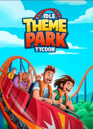 Idle Theme Park Tycoon Recreation Game v1.21 MOD APK