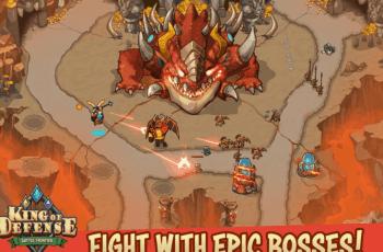 King Of Defense Battle Frontier v1.16 MOD APK