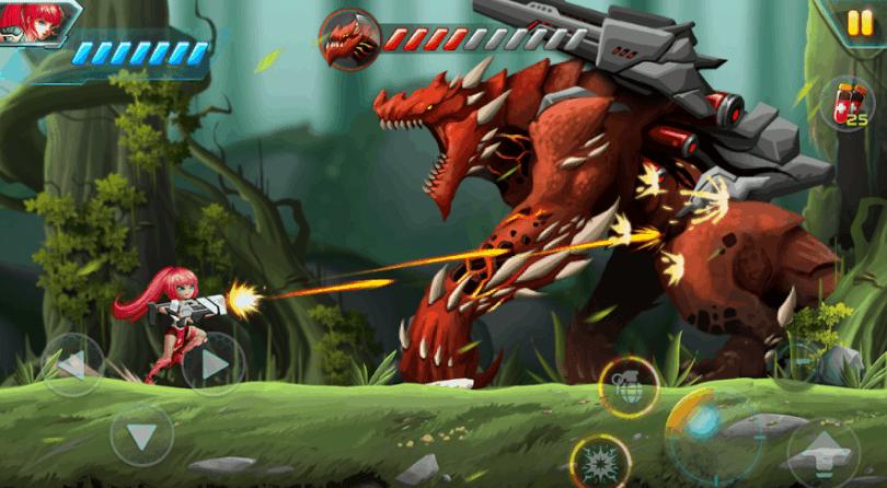 Metal Wings Elite Force Ver 6.7 MOD APK