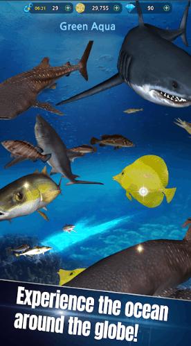 Monster Fishing 2019 v0.1.95 MOD APK