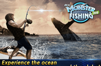 Monster Fishing 2019 v0.1.95 MOD APK