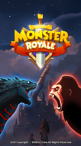 Monster Royale v0.1.22 MOD APK
