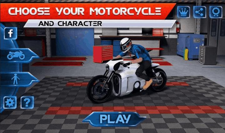 Moto Traffic Race v1.22 MOD APK
