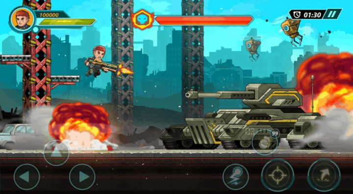 Phantom Squad Metal Force v1.2 MOD APK