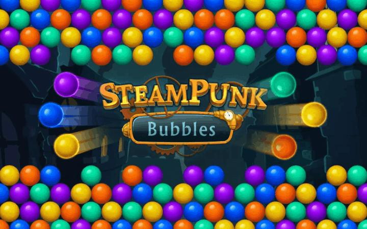 Steampunk Bubbles v1.1.5 MOD APK