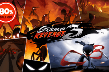 Stickman Revenge 3 League of Heroes v1.1.8 MOD APK
