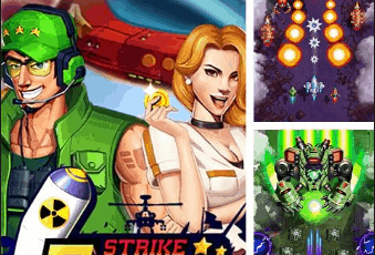 Strike Force Arcade shooter Shoot em up v1.2.0 MOD APK