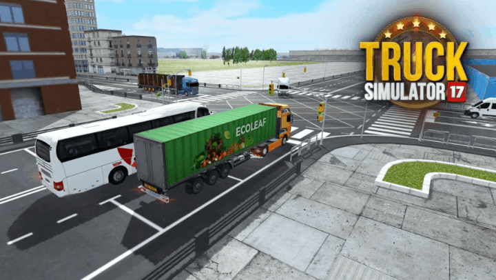 Truck Simulator v.2.0.0 MOD APK