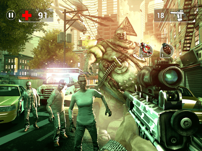 UNKILLED Zombie FPS Shooting Game v2.0.5 MOD APK