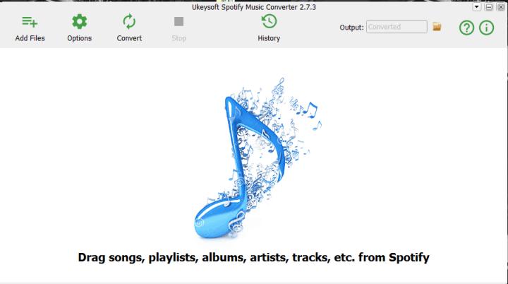 UkeySoft Spotify Music Converter 2.7.3 Crack