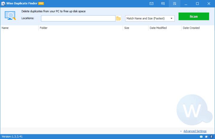 Wise Duplicate Finder Pro 1.3.3.41 Full version