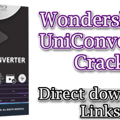 Wondershare UniConverter Crack