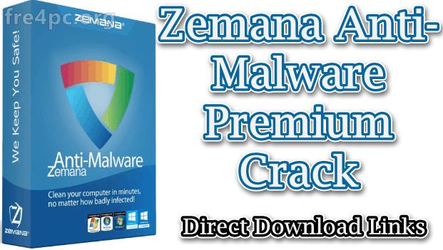 Zemana Anti-Malware Premium Crack
