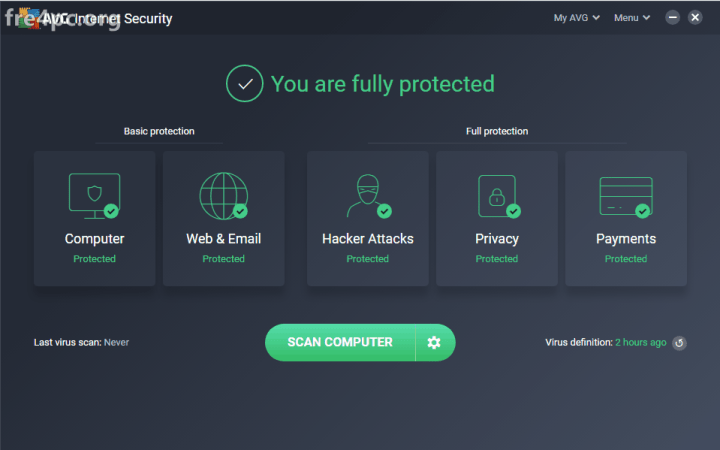 AVG Internet Security 19.7.3103 Key 2019