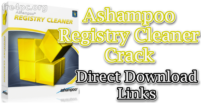 Ashampoo Registry Cleaner Crack