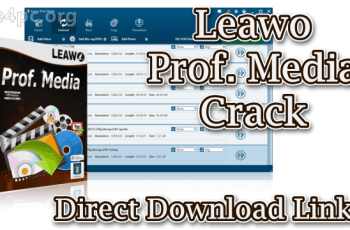 Leawo Prof. Media Crack