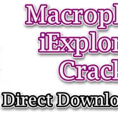 Macroplant iExplorer Crack