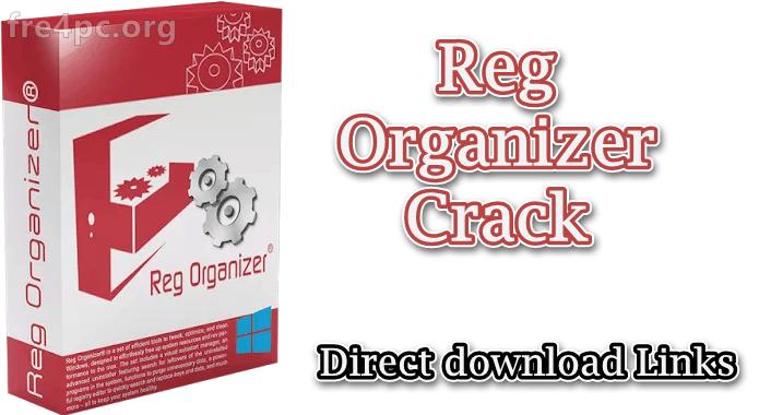 Reg Organizer Alternative - Cracked PC Software,s Direct