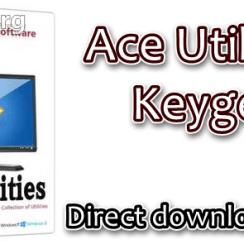 Ace Utilities Keygen