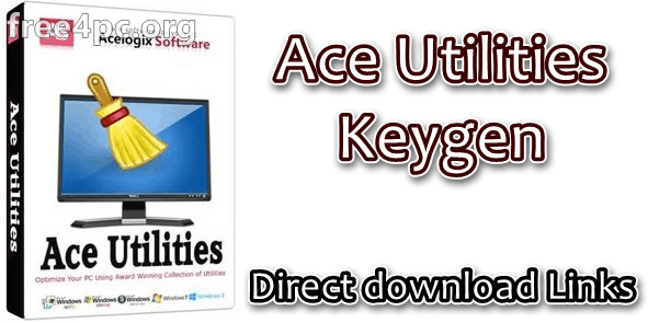 Ace Utilities Keygen