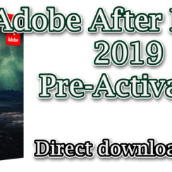 Adobe After Effects 2019 Crack
