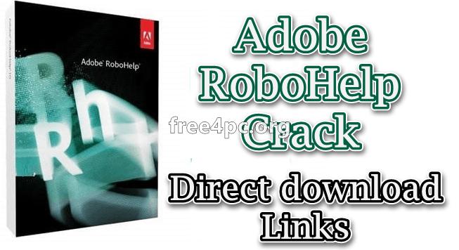 Adobe RoboHelp 2019 Crack