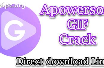 Apowersoft GIF Crack