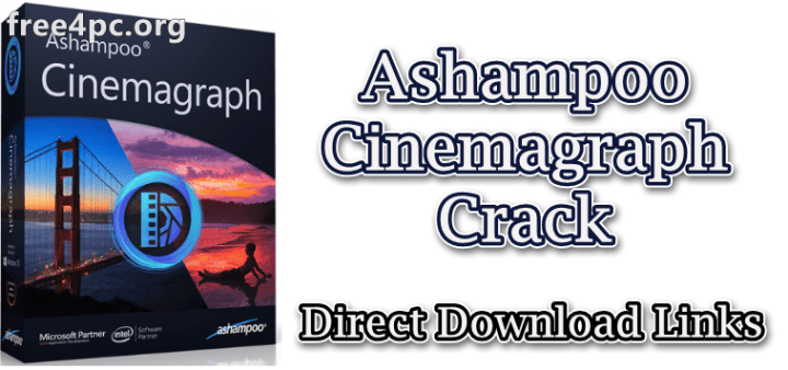 Ashampoo Cinemagraph Crack