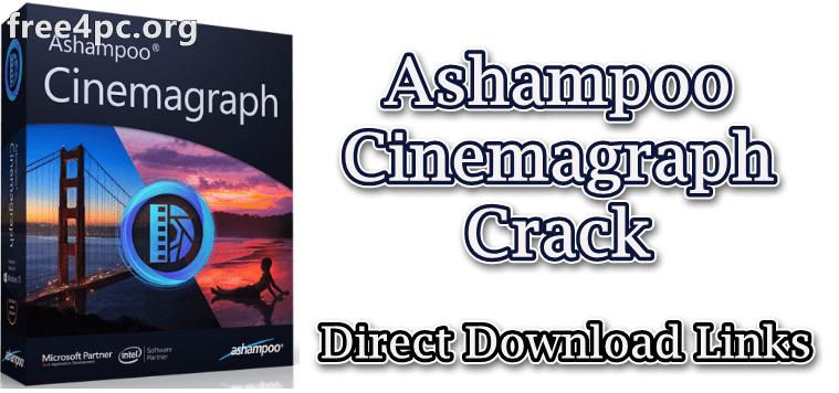 Ashampoo Cinemagraph Crack